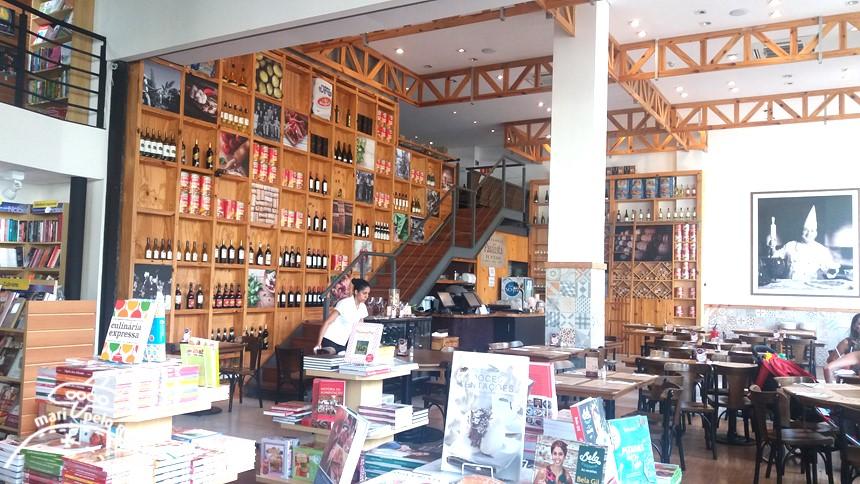 Pizzaria na Livraria Nobel no The Square Open Mall (2)