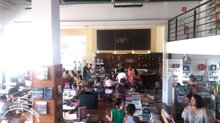 Livraria Nobel no The Square Open Mall