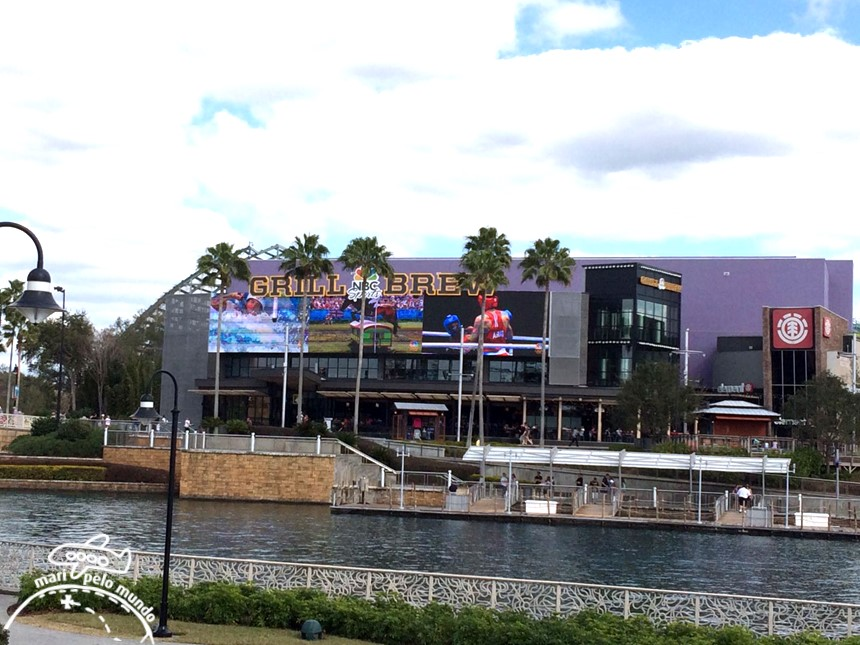 Mari pelo Mundo no Universal Studios Orlando (2)