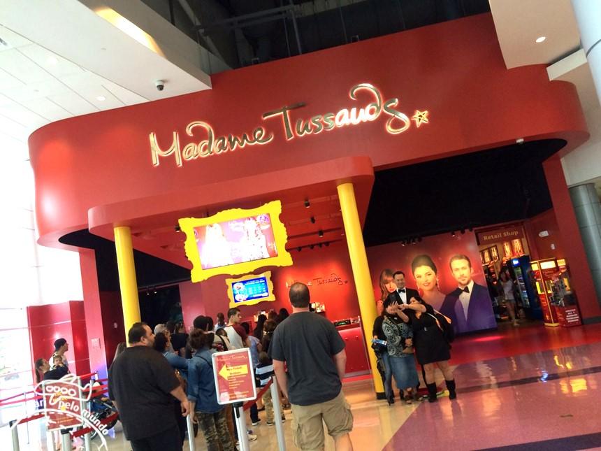 Museu Madame Tussauds em Orlando