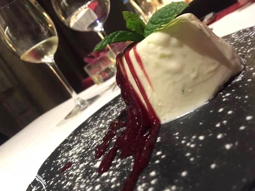 Restaurante Brac em Braga, Portugal - Sobremesas Pana Cota