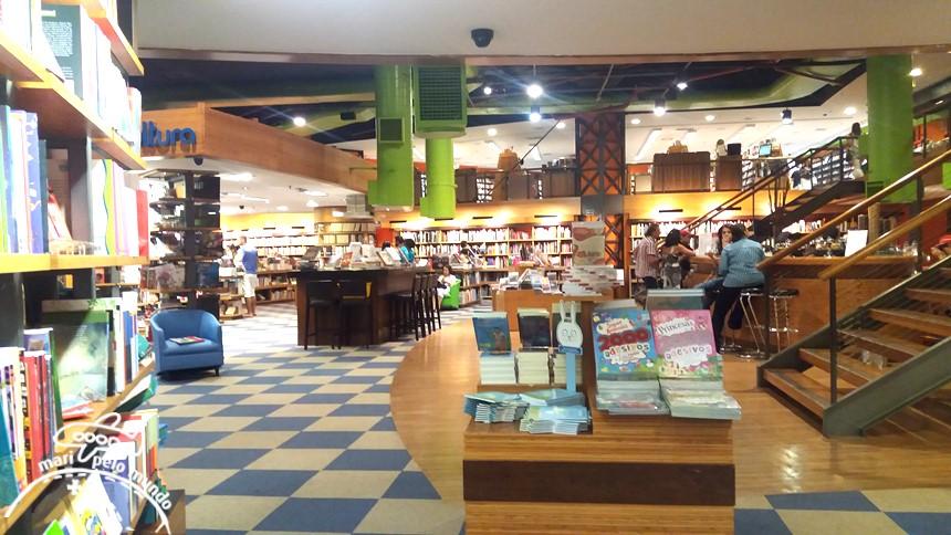 Shopping Villa Lobos Livraria Cultura