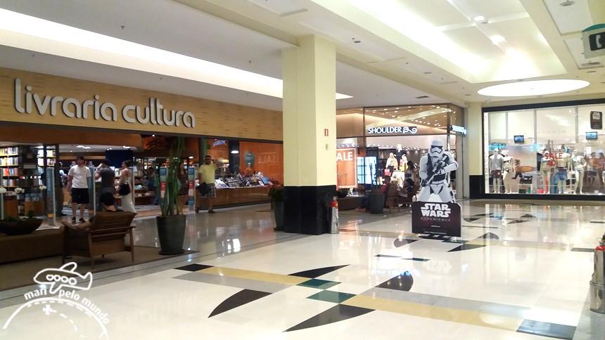 Shopping Villa Lobos - Livraria Cultura