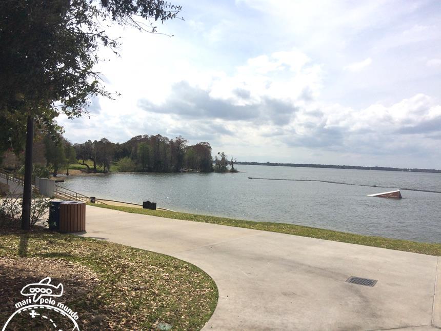 O Lago Eloise