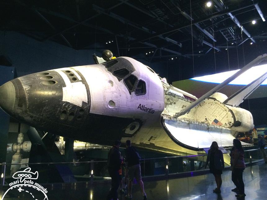 Atlantis - Onibus Espacial