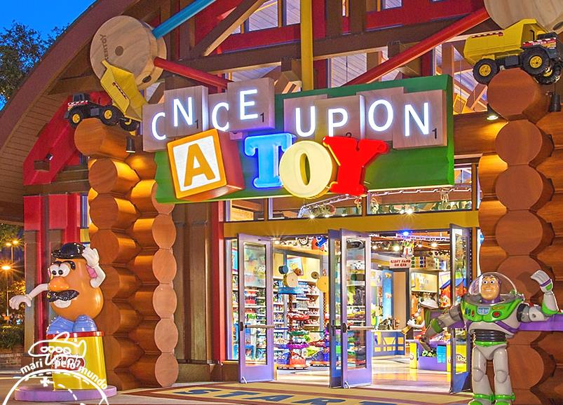 Once upon a toy - Disney Springs