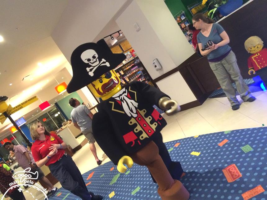Personagens Lego