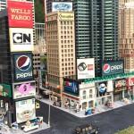A Miniland USA e Star Wars Lego na Legoland