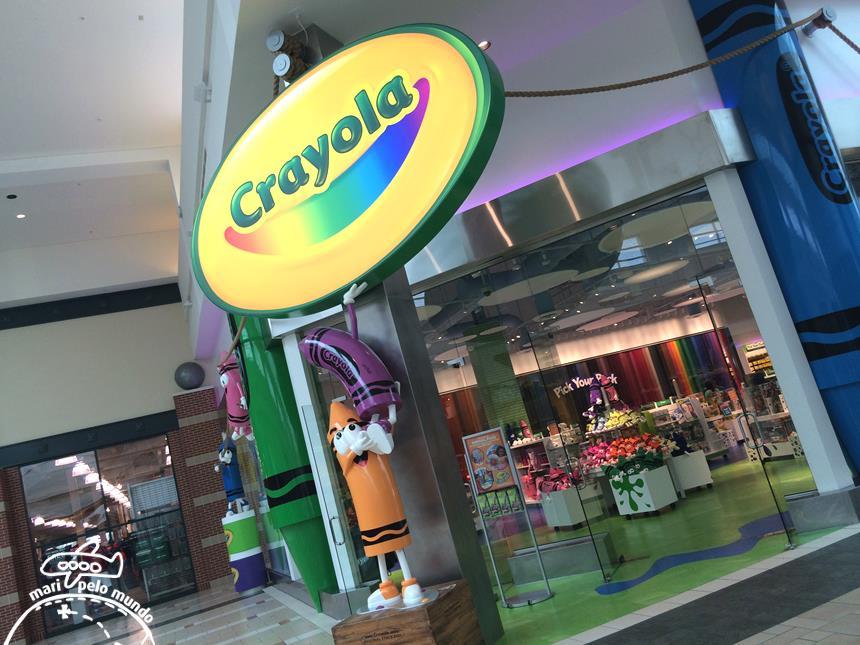 Loja Crayola