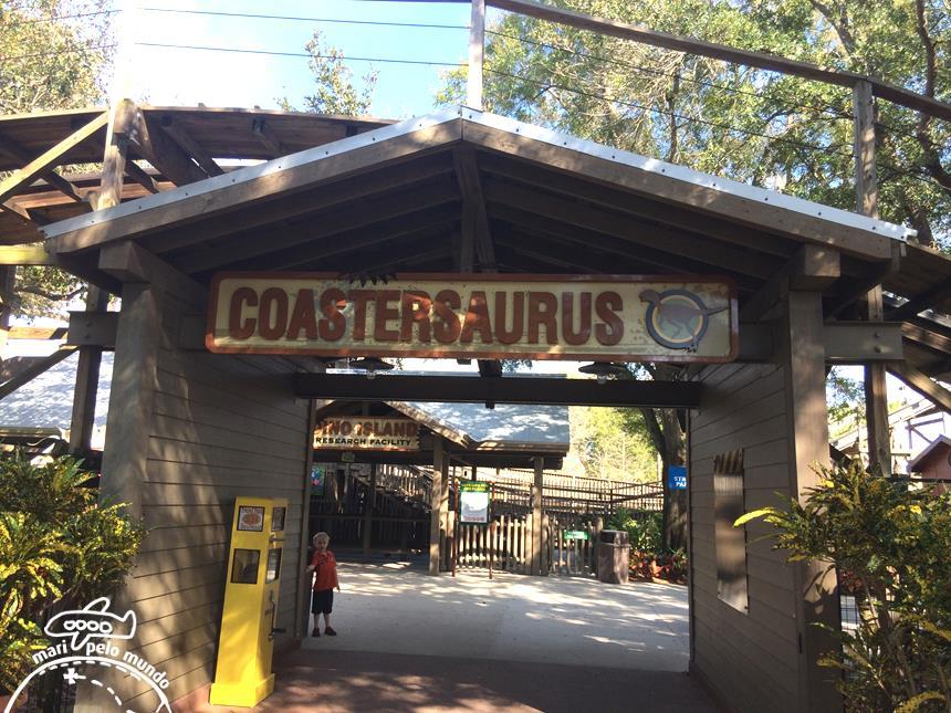 Coastersauros