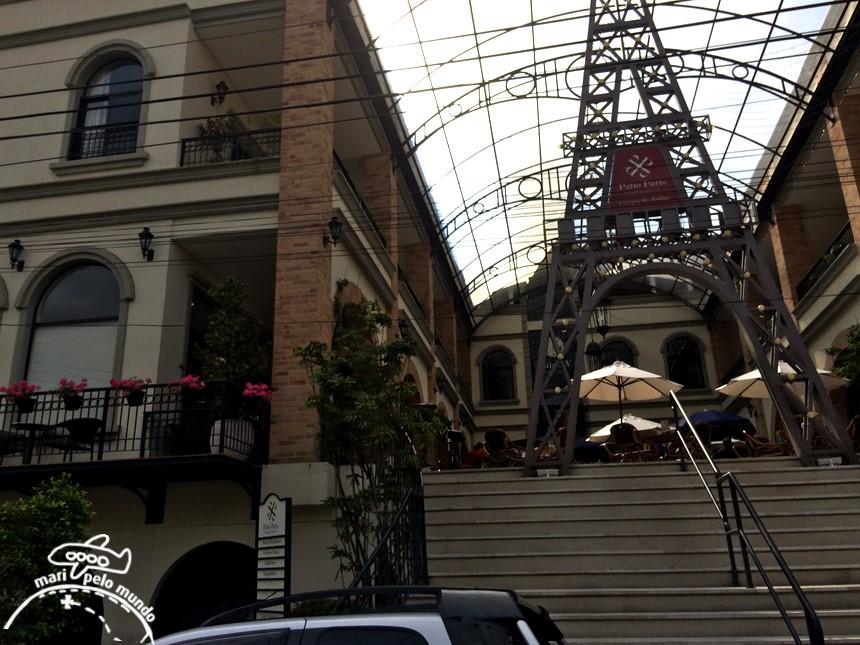 Shopping Patio Paris