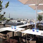 Rooftops em Paris: O Terraço da Galeries Lafayette