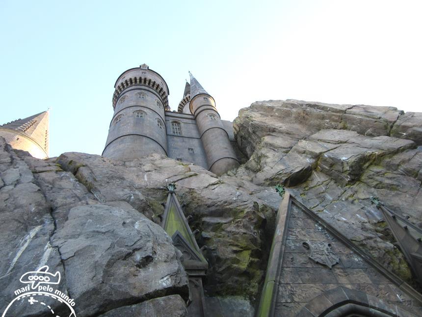 14 - Castelo de Hogwarts