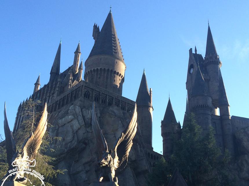 15 - Castelo de Hogwarts