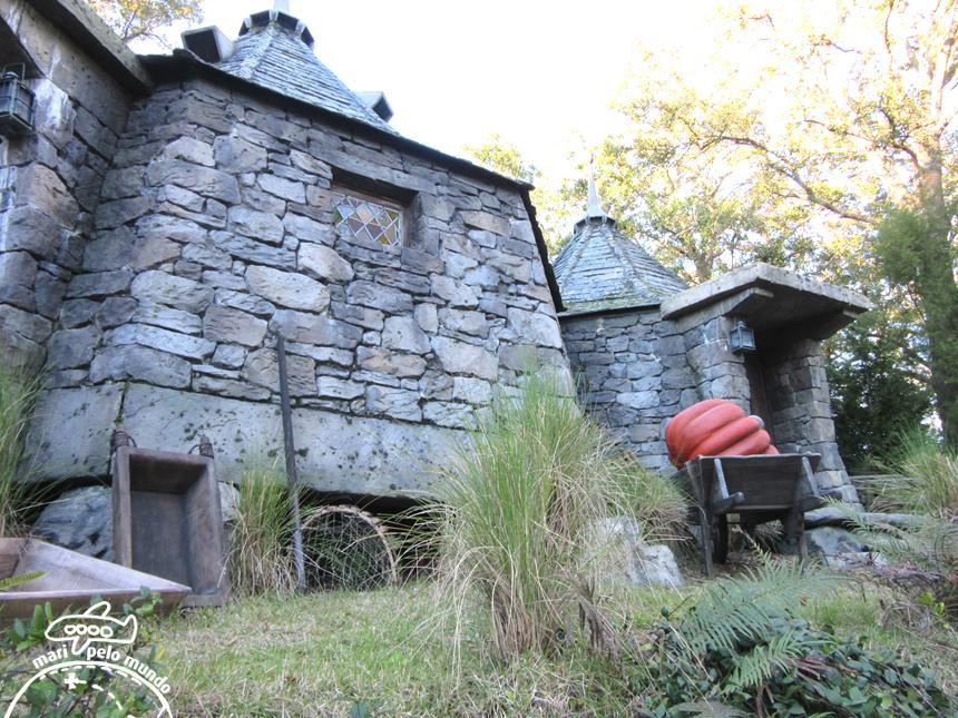 5 - Casa do Hagrid