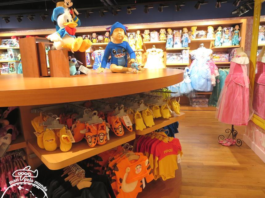 Area da Disney na Galeries Lafayette (2)