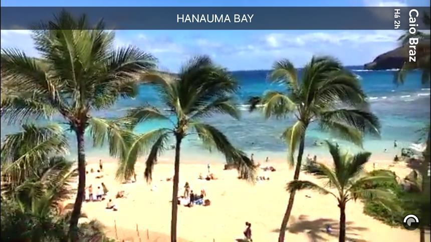 Caio Braz em Honolulu (2)