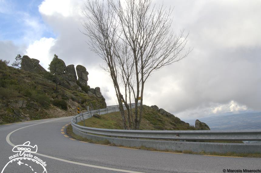 Como chegar na Serra da Estrela