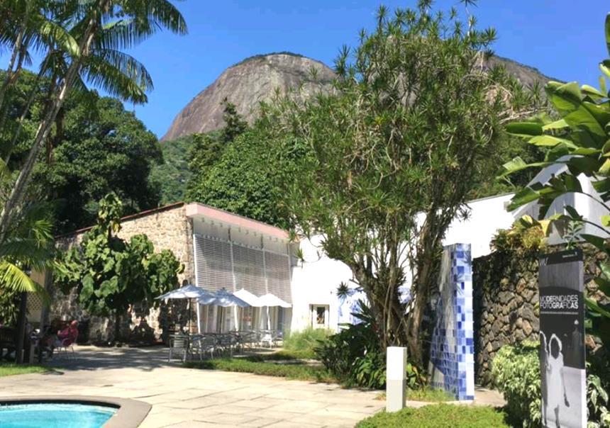 Instituto Moreira Sales no Rio de Janeiro