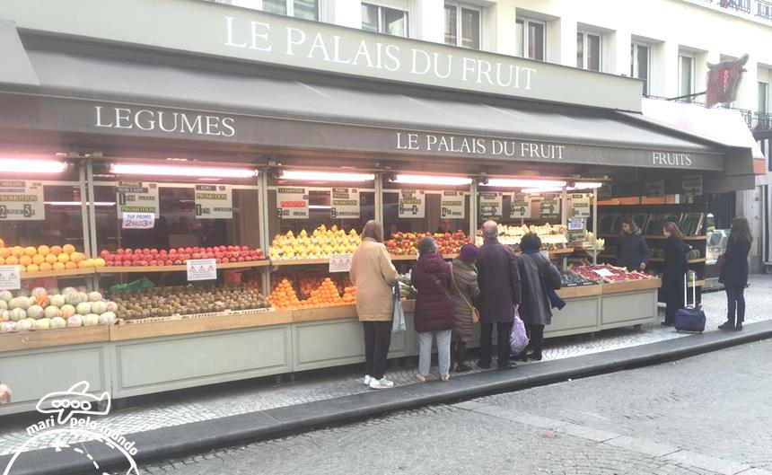 Legumes em Paris