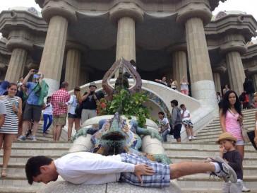 O leitor participa: Fotos de viagem