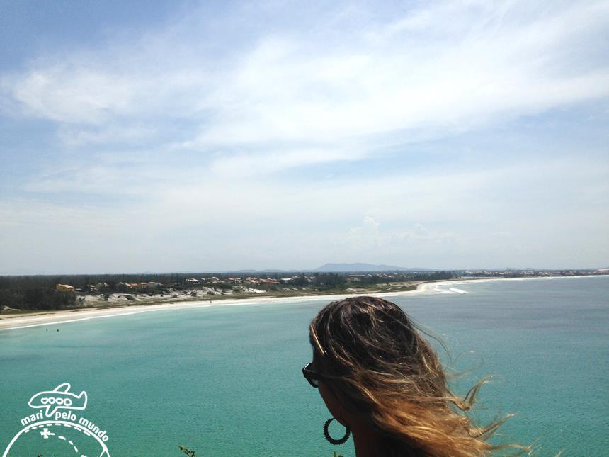Praia pontal _vista