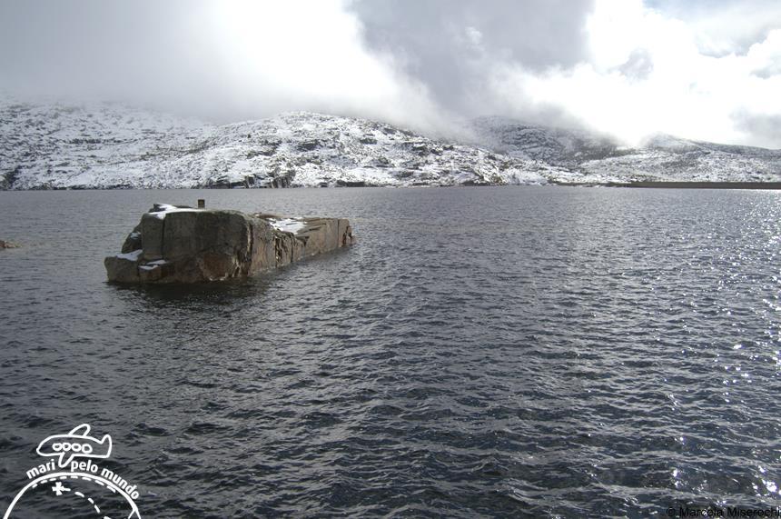 barragem da Lagoa Comprida