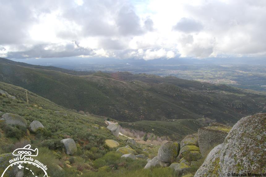 Serra da Estrela em Portugal