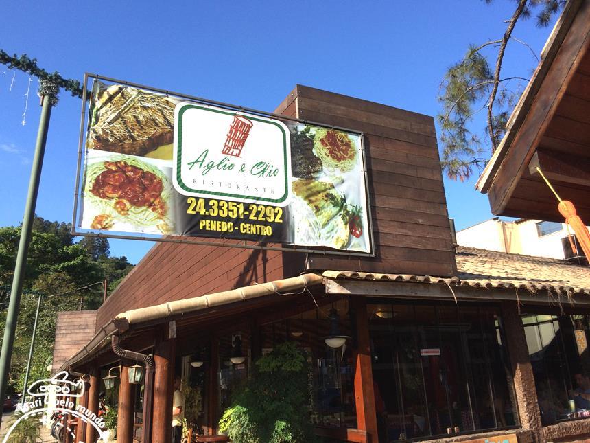 Restaurante Aglio e Olio