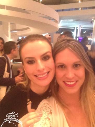 Celebridades no São Paulo Fashion Week 2016 – SPFW 41