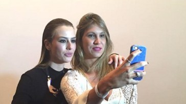 Snapchat no São Paulo Fashion Week – Mari pelo Mundo