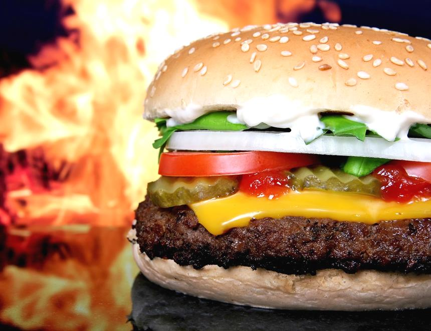 Hamburger (Foto Pixabay)