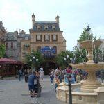 Onde comer na Disney Paris