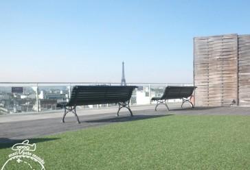 Rooftops em Paris: O Terraço da Primtemps