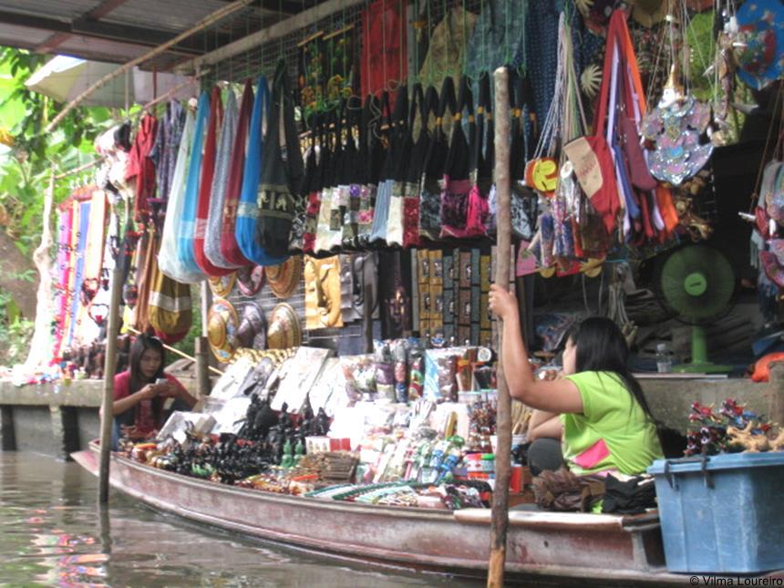 Mercado flutuante (10)