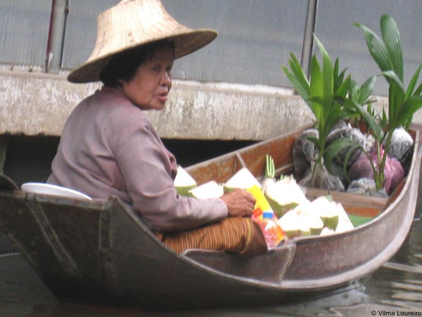 Mercado flutuante (11)