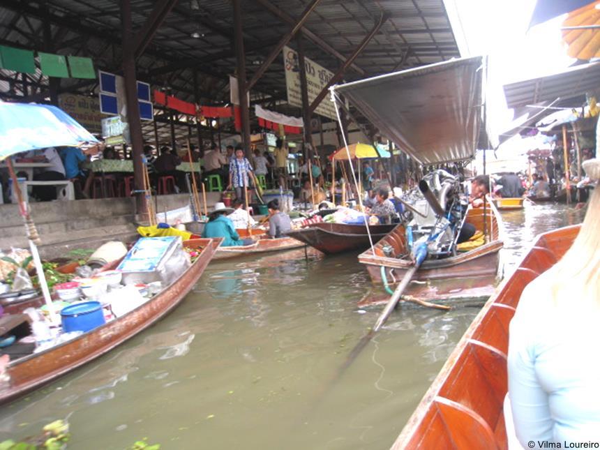 Mercado flutuante (13)