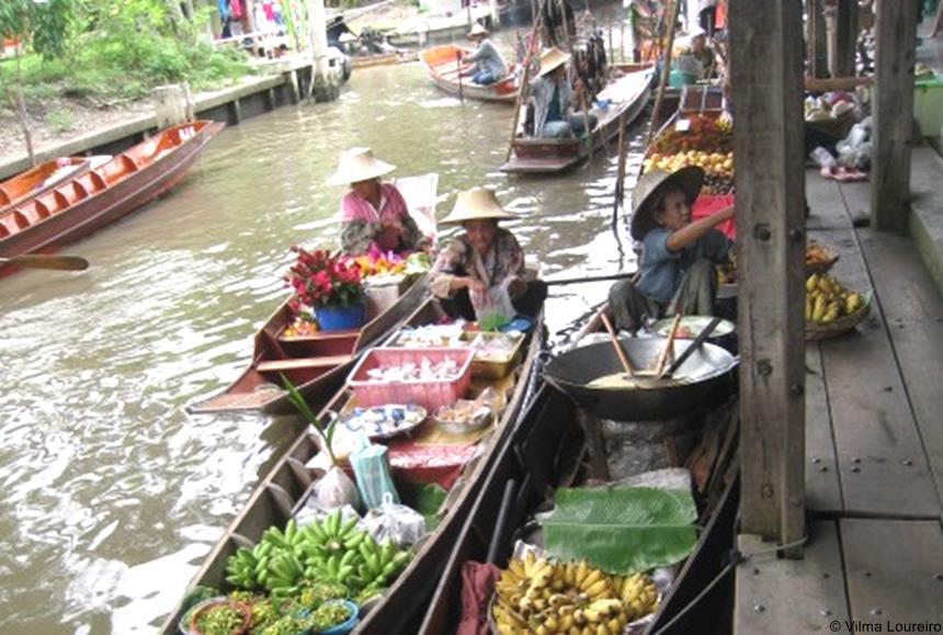 Mercado flutuante (16)