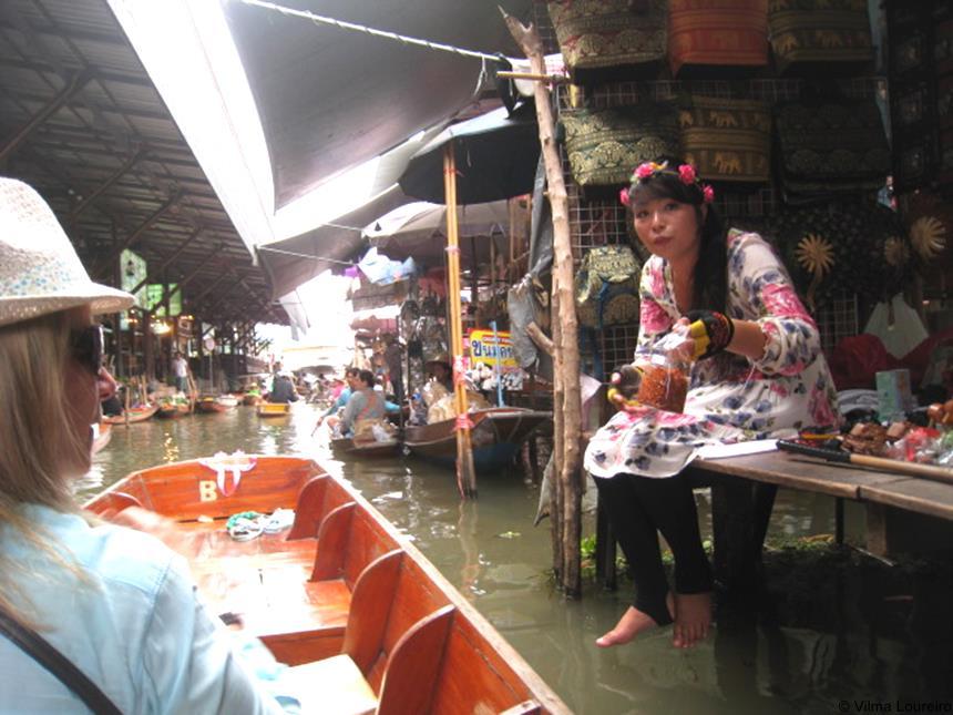 Mercado flutuante (5)