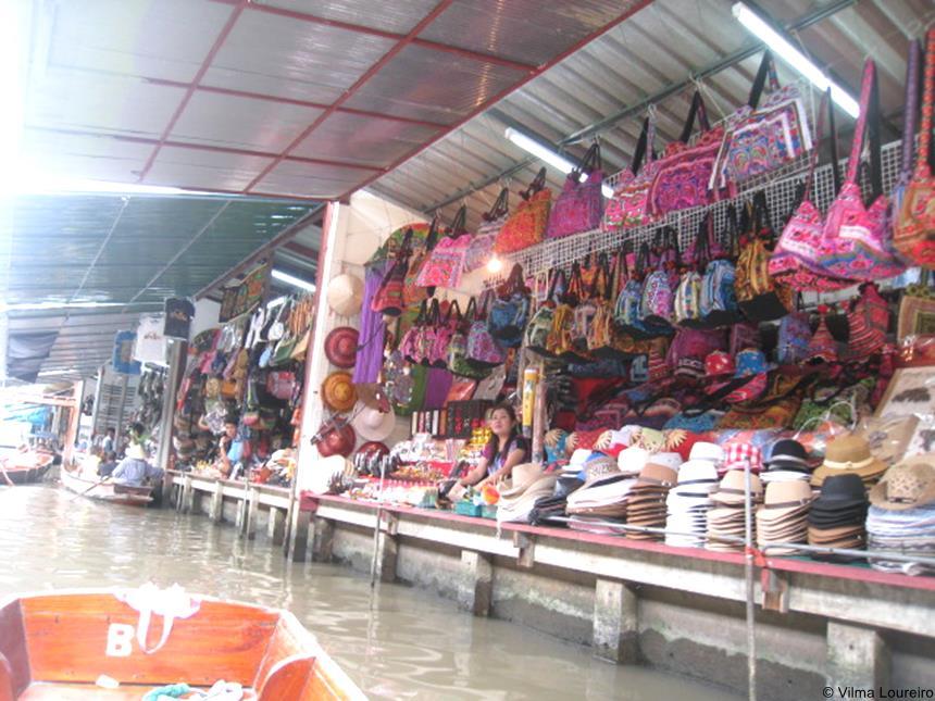 Mercado flutuante (7)