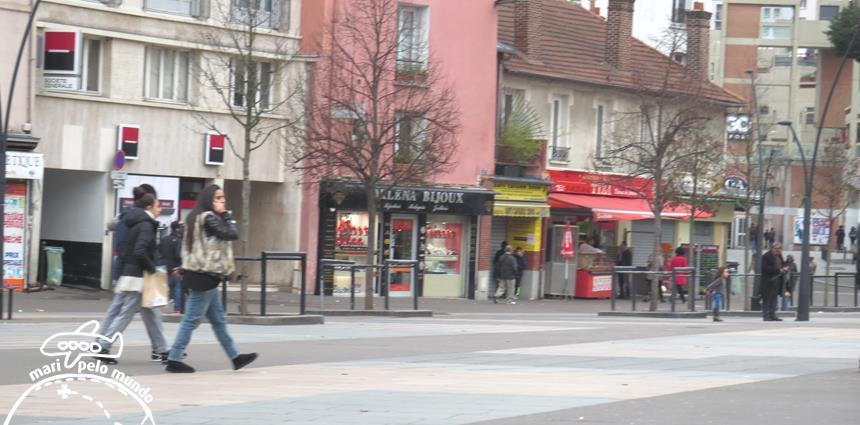 Bairro de Saint Denis