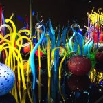 Chihuly Garden and Glass em Seattle: Arte em Vidro