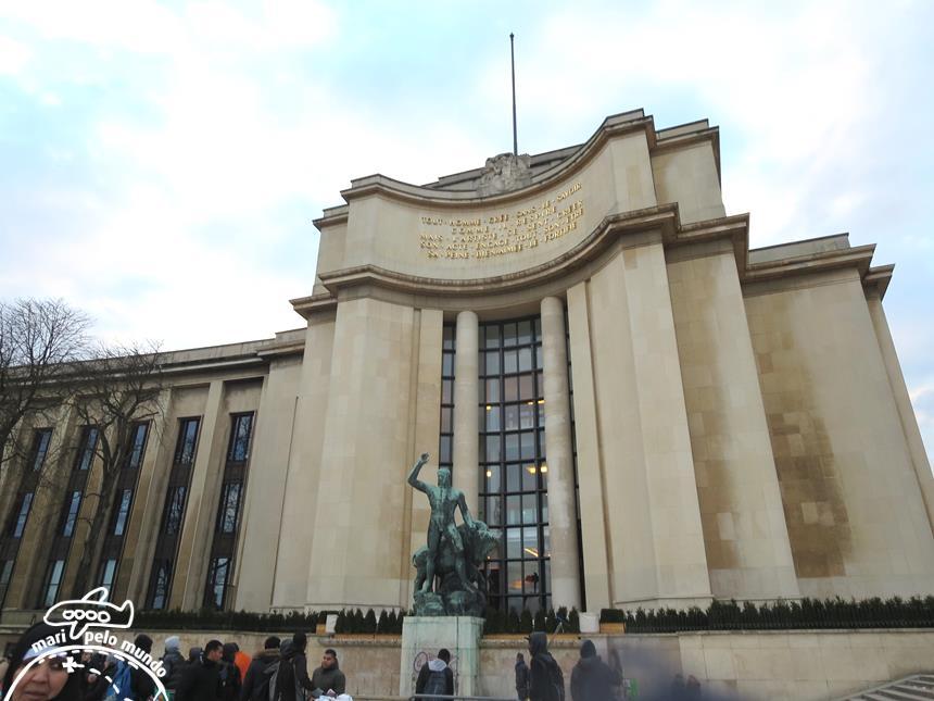 Museu do Trocadero