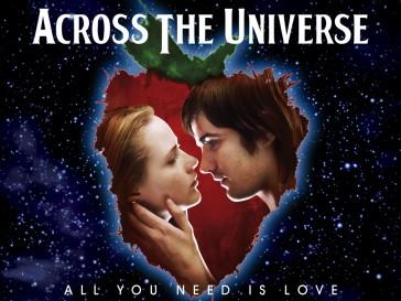 Filmes e viagens: Across de Universe