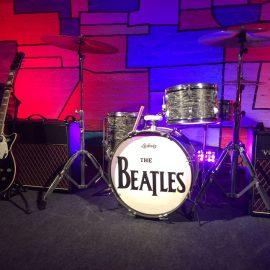 Exposição Beatlemania em São Paulo