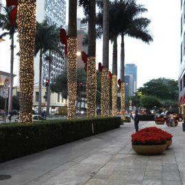 Decoração de natal nos Shoppings de São Paulo – 2016