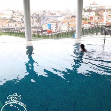 Piscina dos Sonhos e SPA no Porto: Hotel Yeatman