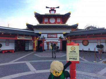 Ninjago World: mais uma atração na Legoland Florida