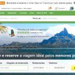 Escolhendo restaurantes nas viagens com o TripAdvisor