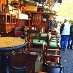 Atenas e mercado de antiguidades: caminhando por Monastiraki e Plaka